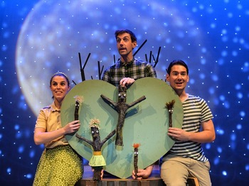 Stick Man (Touring), Scamp Theatre Company, Freckle Productions picture