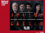 NT Live - Julius Caesar artist photo