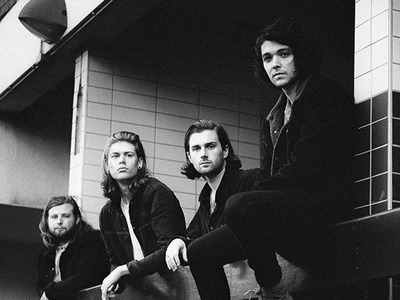 The Amazons artist photo
