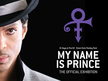 My Name Is Prince - The Official Exhibition picture