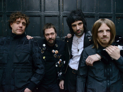 Kasabian artist photo