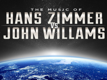 Zimmer Vs. Williams: London Concert Orchestra, Anthony Inglis picture