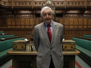 Film promo picture: Dennis Skinner: Nature Of The Beast