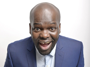 Laughterhouse Comedy: Daliso Chaponda, Carl Hutchinson, Phil Nichol, Chris Cairns picture