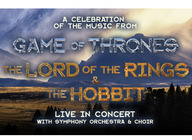 A Celebration Of The Music From Game Of Thrones, The Lord Of The Rings And The Hobbit artist photo