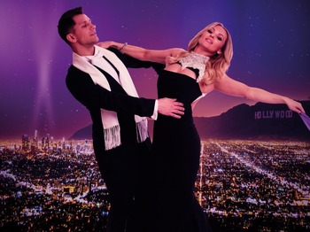 Stars Of Strictly : Pasha Kovalev, Katya Virshilas picture
