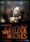 Flyer thumbnail for The Singular Exploits Of Sherlock Holmes: Don't Go Into The Cellar!