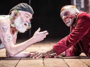 Film promo picture: Shakespeare's Globe: King Lear