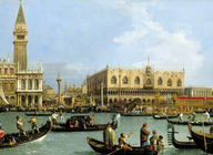 Exhibition on Screen: Canaletto and the Art of Venice artist photo