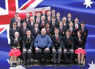 In Concert: Rockhampton Grammar School Big Band, Leith Community Concert Band artist photo