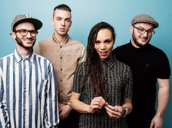 The Skints + Slaves + The Irie Method picture