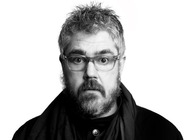 Phill Jupitus artist photo