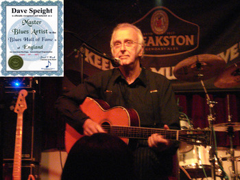 Acoustic Blues: Dave Speight picture