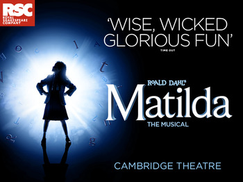 Matilda The Musical picture