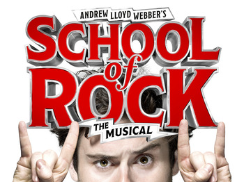 School of rock the musical touring tickets new london theatre london - School of rock box office ...