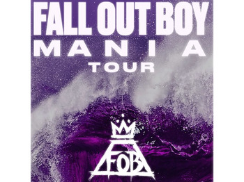 Mania Tour: Fall Out Boy picture