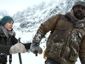 Film promo picture: The Mountain Between Us