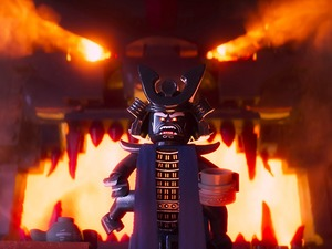 Film promo picture: The LEGO Ninjago Movie