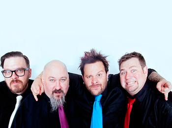 Bowling For Soup Bids Farewell Tour: Bowling For Soup picture