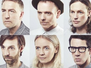 Belle & Sebastian artist photo