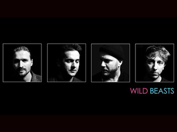 Wild Beasts + Gwilym Gold picture