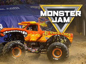 Monster Jam artist photo