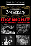Flyer thumbnail for New Years Eve Speakeasy