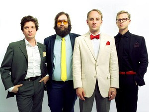 Deer Tick artist photo