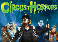The Circus Of Horrors: 2 for 1 tickets!