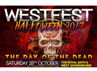 Westfest 2017 - The Day of the Dead artist photo