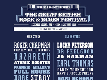 The Great British Rock & Blues Festival picture