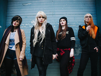 The Courtesans + The Call Back Academy + Tytania picture