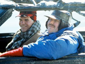 Film promo picture: Planes, Trains And Automobiles
