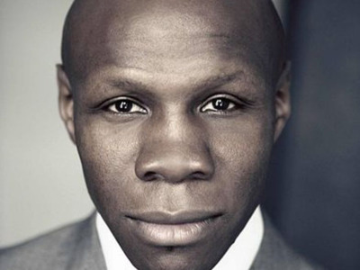 Chris Eubank artist photo