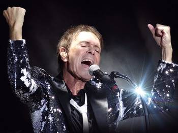 Midsummer Nights - Still Reelin' & A-Rockin Tour: Cliff Richard picture
