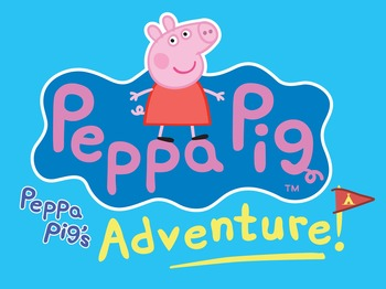 Peppa Pig's Treasure Hunt: Peppa Pig - Live! picture