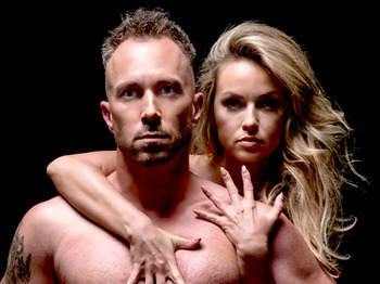 James and Ola Uncensored - It's Hot, Dirty and Dancing!: Ola Jordan, James Jordan picture