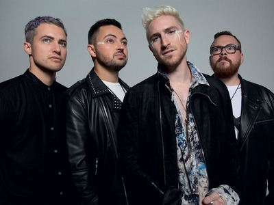 Walk The Moon artist photo