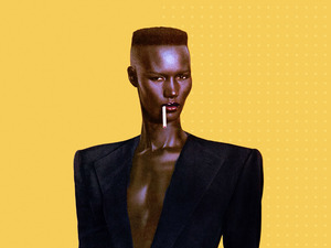 Film promo picture: Grace Jones: Bloodlight & Bami - Live with Friends