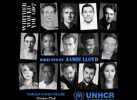 Whither Would You Go?: Jay Abdo, Martin Freeman, Lee Evans, James Norton, Jack Whitehall, Kobna Holdbrook-Smith, Bertie Carvel, Wunmi Mosaku, Olivia Williams artist photo