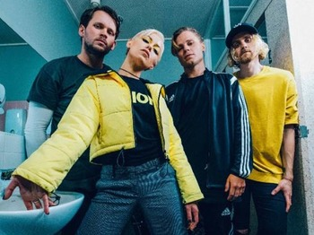 Club Criminal: Tonight Alive + The Kut + DJ Cybershock + Criminal Records DJs + Cyanide Girls picture