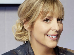Mel Giedroyc artist photo