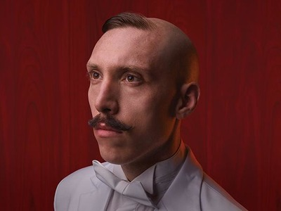 Jamie Lenman artist photo