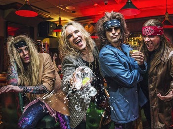 Spreading The Disease (S.T.D.) Tour: Steel Panther + The Cringe picture
