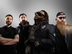 Skindred artist photo