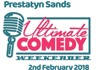 Prestatyn Ultimate Comedy Weekend artist photo