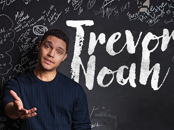 The Racist: Trevor Noah picture