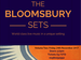 Bloomsbury Sets Volume 2! event picture