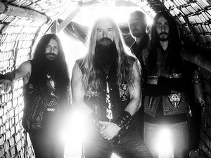 Zakk Wylde's Black Label Society artist photo