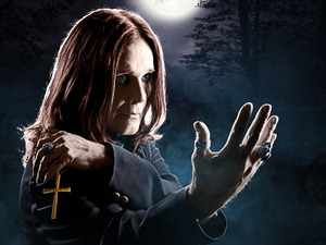 Ozzy Osbourne artist photo